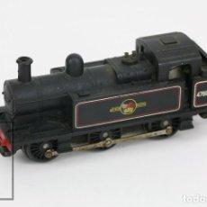 Trenes Escala: LOCOMOTORA DE TREN A VAPOR ELÉCTRICA - TRI-ANG R52. BRITISH RAILWAYS - 47606- ESCALA H0 - INGLATERRA. Lote 122110091