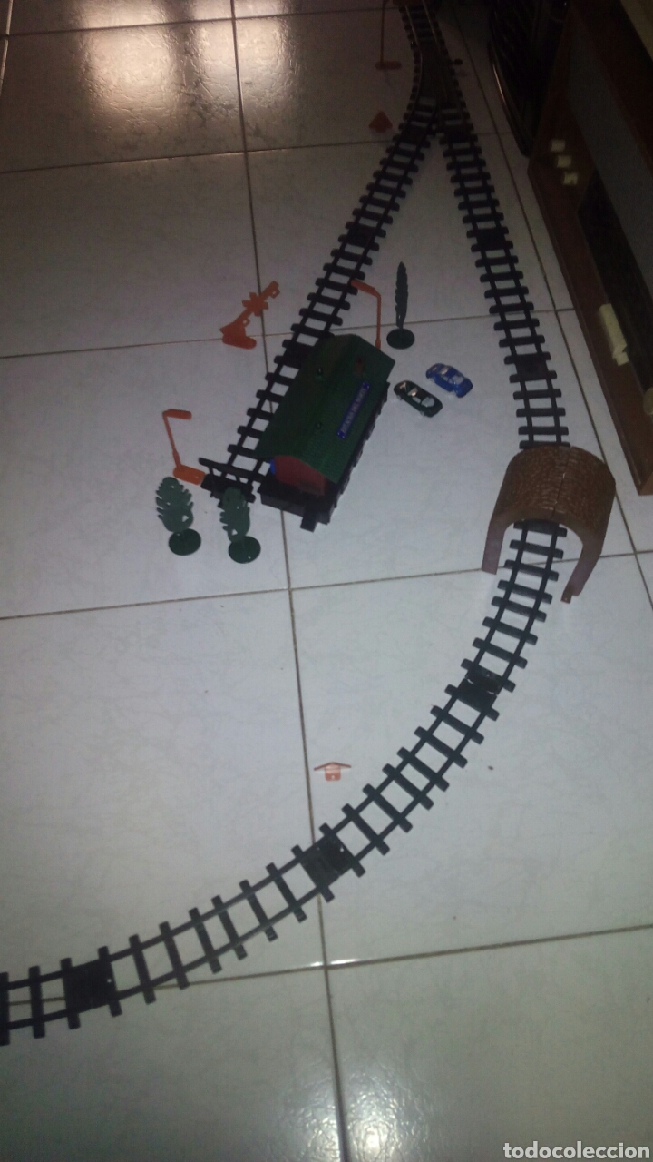 Trenes Escala: Tren NORTE EXPRESS muy buen estado,Funciona - Foto 4 - 122288244