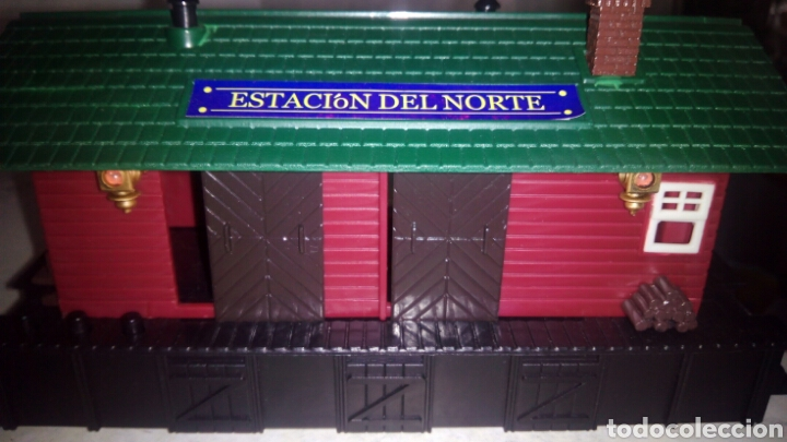 Trenes Escala: Tren NORTE EXPRESS muy buen estado,Funciona - Foto 12 - 122288244