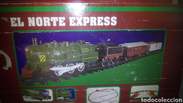 Trenes Escala: Tren NORTE EXPRESS muy buen estado,Funciona - Foto 21 - 122288244