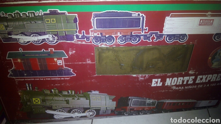 Trenes Escala: Tren NORTE EXPRESS muy buen estado,Funciona - Foto 24 - 122288244