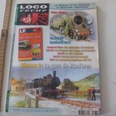 Trenes Escala: LOCO REVUE Nº 688. NOVIEMBRE 2004 REVISTA MODELISMO FERROVIARIO. MAQUETISMO, TRENES TREN MINIATURA,. Lote 122540015