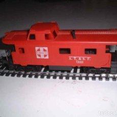 Trenes Escala: TREN ELECTRICO TYCO BAGON SANTA FE. Lote 123420927