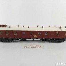 Trenes Escala: VAGON FURGON DE EQUIPAJES 1203 ORIENT EXPRESS ALTAYA ESCALA H0. Lote 134375622