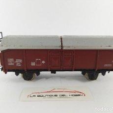 Trenes Escala: VAGON DE MERCANCIAS TECHO ABATIBLE 90498 SNCF JOUEF 622 ESCALA H0. Lote 125071883