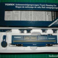 Trenes Escala: LIMPIADOR VIAS TOMIX ESCALA N. Lote 125235339