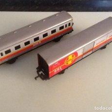 Trenes Escala: TRENEX IBERTREN DOS VAGONES.. Lote 125664423