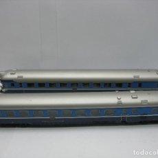 Trenes Escala: MABAR - AUTOMOTOR RENFE 597-015-7 CORRIENTE CONTINUA - ESCALA H0. Lote 125721183