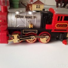 Trenes Escala: TREN BOTOY, MADE IN CHINA. Lote 126266115