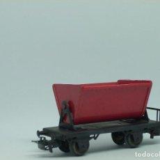 Trenes Escala: VAGÓN MERCANCIA HO. Lote 126396251