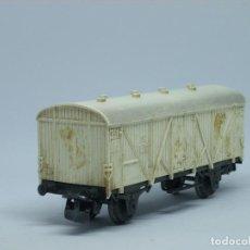 Trenes Escala: VAGÓN MERCANCIA HO. Lote 126396487