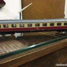 Trenes Escala: VAGON TREN LIMA TRANS EURO EXPRESS. Lote 126590175