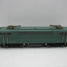 Trenes Escala: HORNBY MECCANO - LOCOMOTORA ELÉCTRICA DE LA SNCF BB 16009 CORRIENTE CONTINUA - ESCALA H0. Lote 127198231