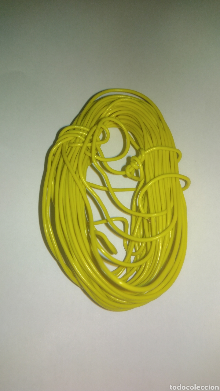Trenes Escala: TRENES. Cable para modelismo ferroviario - Foto 2 - 127532542