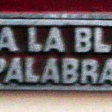 Trenes Escala: RENFE. PROHIBIDA LA BLASFEMIA. Lote 128013623