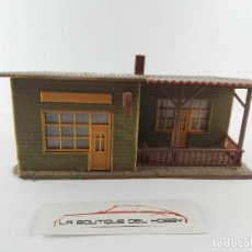 Trenes Escala: BAR LOCAL CON PORCHE PARA DECORAR MAQUETA DE TREN ESCALA H0. Lote 129087627