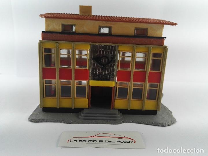 OFICINA DE CORREOS FALLER B-211 PARA DECORAR MAQUETA DE TREN ESCALA H0 (Juguetes - Trenes Escala H0 - Otros Trenes Escala H0)