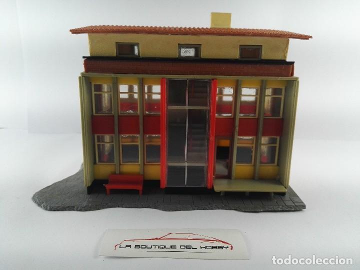 Trenes Escala: OFICINA DE CORREOS FALLER B-211 PARA DECORAR MAQUETA DE TREN ESCALA H0 - Foto 3 - 134203234