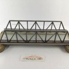 Trenes Escala: PUENTE PARA DECORAR MAQUETA DE TREN ESCALA H0. Lote 129220839