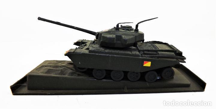 Trenes Escala: Carro de combate para escala H0 de Zylmex - Foto 2 - 129737211
