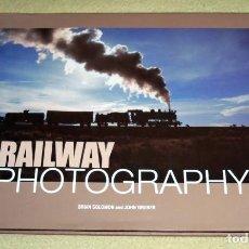 Trenes Escala: FOTOGRAFÍA DE TRENES, DE BRIAN SALOMON Y JOHN GRUBER - ENVÍO GRATIS. Lote 130167755