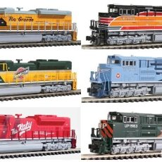 Trenes Escala: LOCOMOTORAS UNION PACIFIC HERITAGE UNITS WALTHERS MAINLINE. Lote 130853408