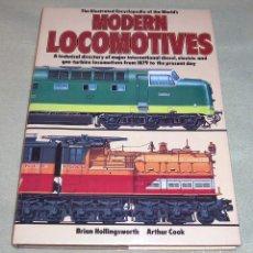 Trenes Escala: MODERN LOCOMOTIVES / LOCOMOTORAS MODERNAS - ¡ENVÍO GRATIS!. Lote 130985308