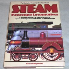 Trenes Escala: STEAM PASSENGER LOCOMOTIVES / LOCOMOTORAS DE VAPOR. Lote 130985920