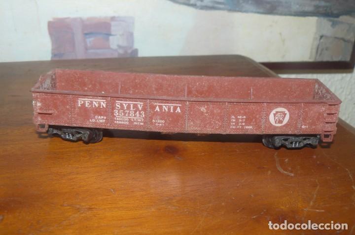 ,VAGON PENNSYLVANIA 357843 ,ESCALA HO (Juguetes - Trenes Escala H0 - Otros Trenes Escala H0)