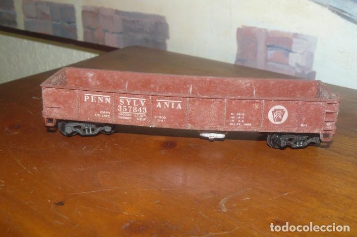 Trenes Escala: ,Vagon Pennsylvania 357843 ,escala Ho - Foto 3 - 131639306