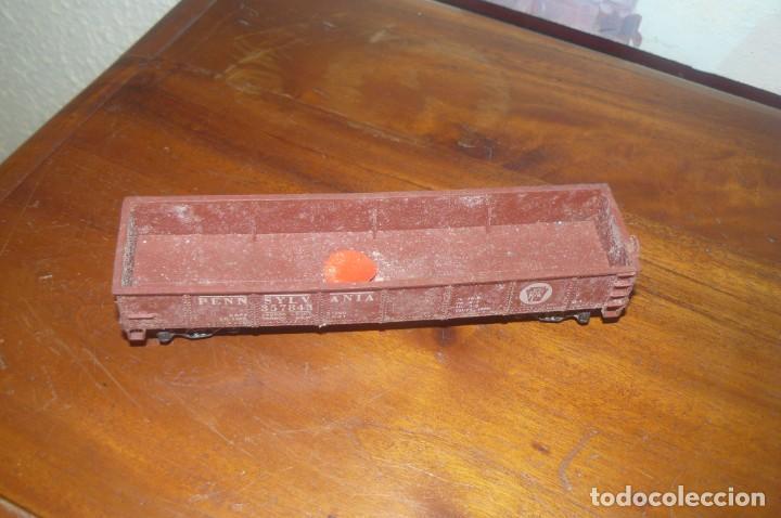 Trenes Escala: ,Vagon Pennsylvania 357843 ,escala Ho - Foto 5 - 131639306