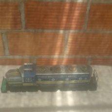 Trenes Escala: MAQUINA DE TREN GRANDE INDIANA HARBOUR BELT. Lote 131707142