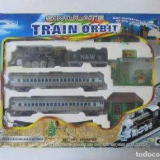 Trenes Escala: TREN ORBIT - SUPER BIG TRAIN . Lote 132002874