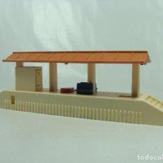 Trenes Escala: ESTACIÓN DE TREN VINTAGE. Lote 132030954