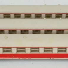 Trenes Escala: 3 VAGONES JOUEF. RENFE ESN 678. MADE IN IRELAND. TREN RICO. ESCALA H0. SIGLO XX. . Lote 132087942