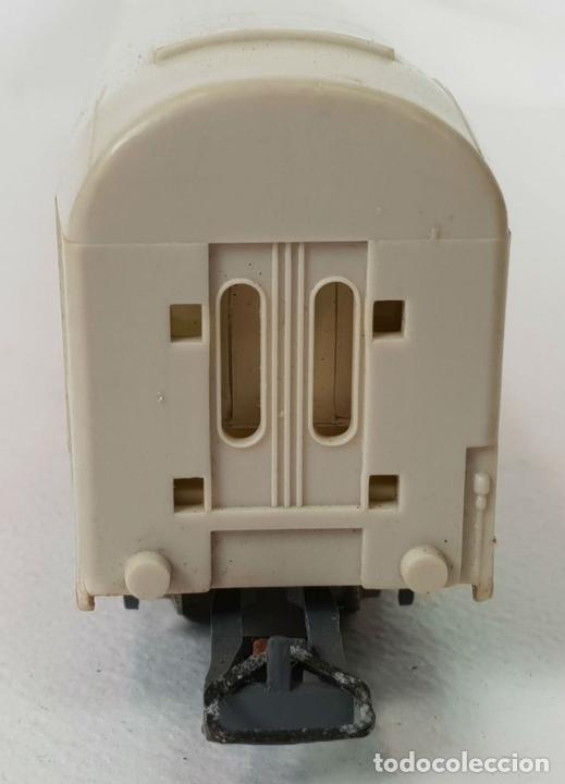Trenes Escala: 3 VAGONES JOUEF. RENFE ESN 678. MADE IN IRELAND. TREN RICO. ESCALA H0. SIGLO XX. - Foto 2 - 132087942