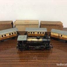 Trenes Escala: TREN BING VAPOR VIVO ESCALA 1. Lote 132682522