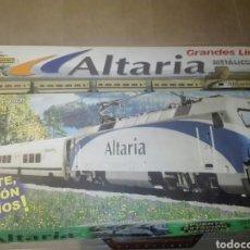 Trenes Escala: PEQUETREN ALTARIA GRANDES LÍNEAS..SEGUN FOTOS. Lote 201714663