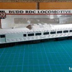 Trenes Escala: LOCOMOTORA AUTOMOTOR PROTO 1000 SERIES BUDD RDC2 CHASEPEAKE & OHIO #9060 ESCALA HO (NUEVO). Lote 134374042