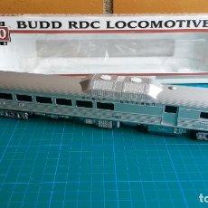 Trenes Escala: LOCOMOTORA AUTOMOTOR PROTO 1000 SERIES BUDD RDC3 GREAT NORTHERN #2350 ESCALA HO (NUEVO). Lote 134374922