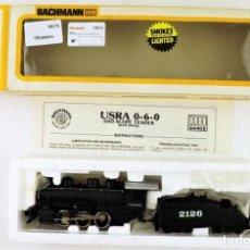 Trenes Escala: BACHMANN LOCOMOTORA USRA 0-6-0. Lote 134755158