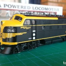 Trenes Escala: LOCOMOTORA PROTO 1000 EMD F3A ERIE #714 RADIO EQUIPPED ESCALA H0. Lote 135864854