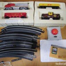 Trenes Escala: ANTIGU TREN BACHMANN. Lote 136154146