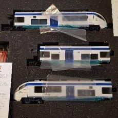 Trenes Escala: TREN HO MINUETTO VITRAINS 1002 LUZ Y SONIDO. Lote 136216318