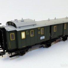 Trenes Escala: TRIX 3734 VAGÓN DE LA DR. Lote 138143922