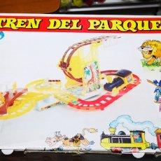 Trenes Escala: TREN DEL PARQUE YULMAR. Lote 139087033