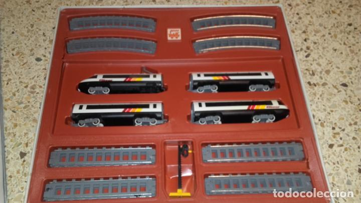 Trenes Escala: PEQUETREN TREN DE ALTA VELOCIDAD CONDOR, SEINSA, JUGUETE ANTIGUO, TREN ANTIGUO - Foto 12 - 139195030