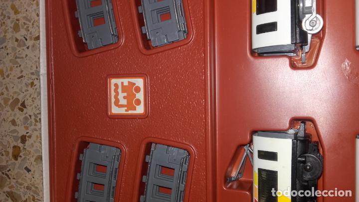 Trenes Escala: PEQUETREN TREN DE ALTA VELOCIDAD CONDOR, SEINSA, JUGUETE ANTIGUO, TREN ANTIGUO - Foto 16 - 139195030