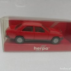 Trenes Escala: HERPA H0 MERCEDES 190 ESCALA 1/87 ENVIO GRATIS. Lote 139211498