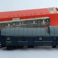 Trenes Escala: FOURGIN W.L JOUEF. REF.460 AÑOS 60-CON SU CAJA. Lote 139385774